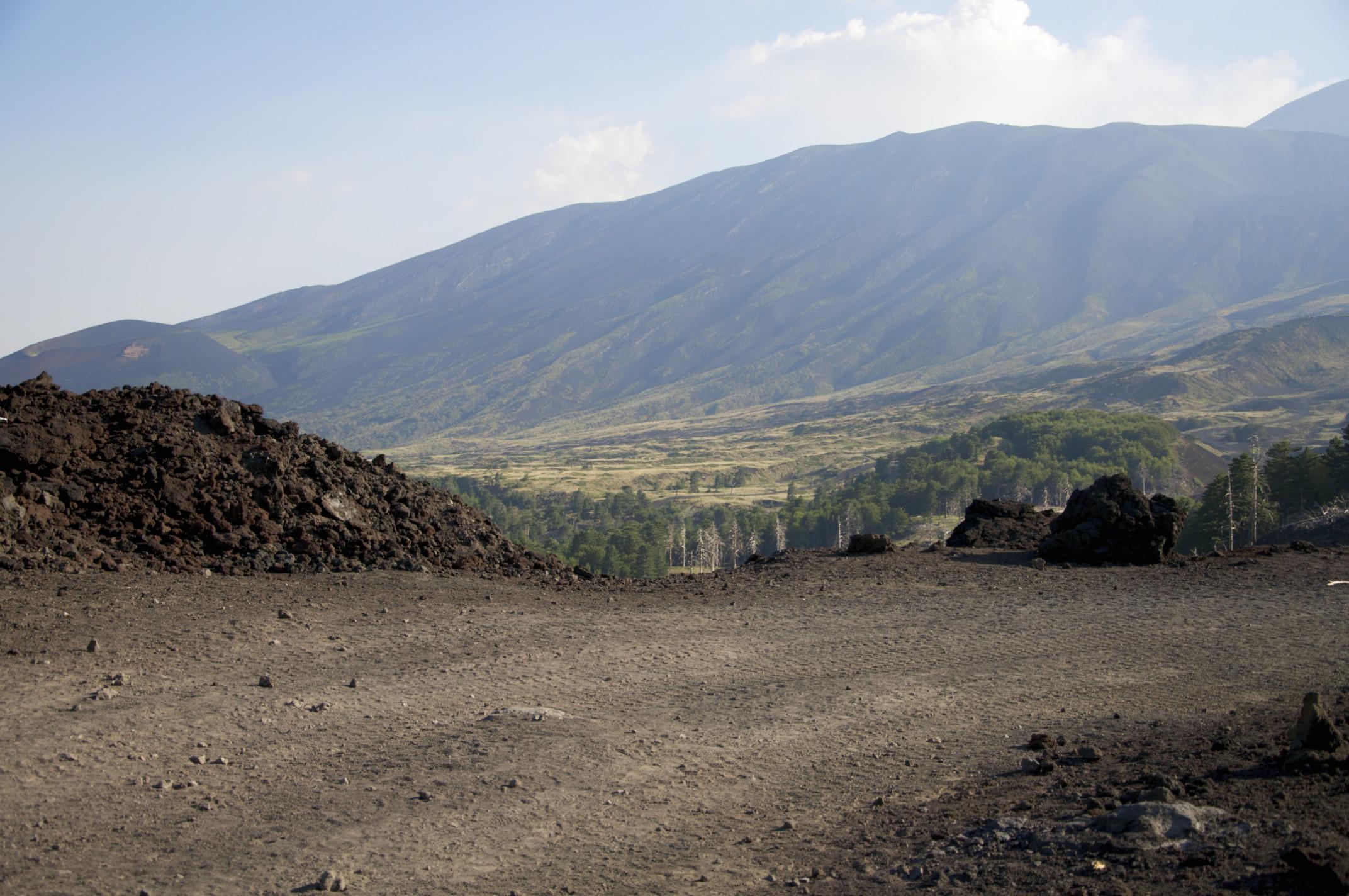 Rifugi Etna