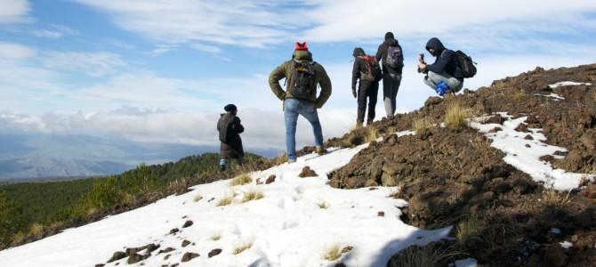 Rifugi Etna: l'emozione di passare una notte su un vulcano