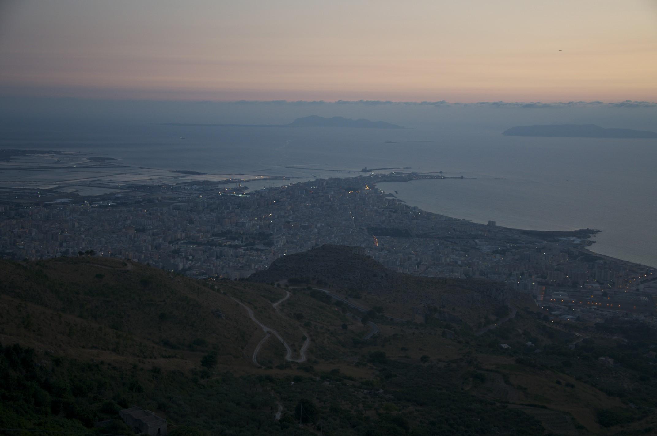 Strade panoramiche Sicilia: