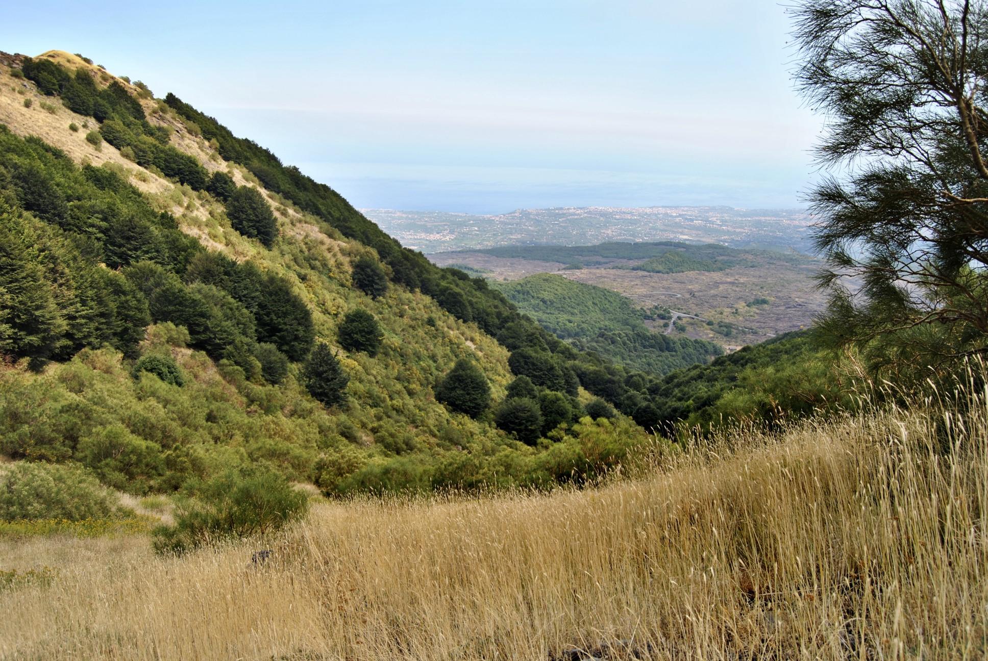 Strade panoramiche Sicilia